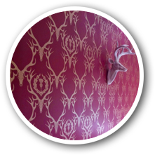 wallpapering glasgow