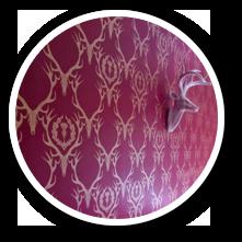 wallpapering glasgow